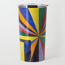 color portal Travel Mug