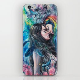 Colorful Me iPhone Skin