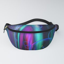 Vegas Water Fountain Fanny Pack