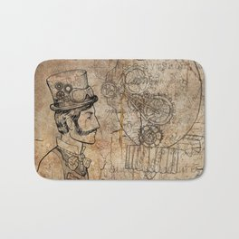The Conductor Bath Mat