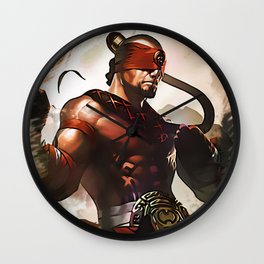 League of Legends LEE SIN Wall Clock