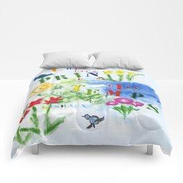 Soleil Comforters