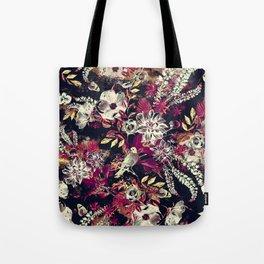 Space Garden II Tote Bag