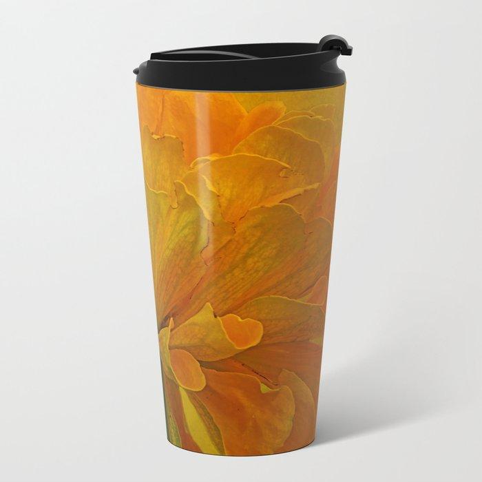 Bursting Metal Travel Mug