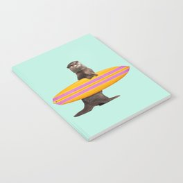 SURFING OTTER Notebook