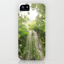 Verde es vida iPhone Case