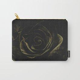 Melancholie Black Rose Carry-All Pouch