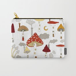 mushroom homes Carry-All Pouch