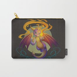 Painting the moon Carry-All Pouch
