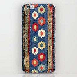 Sarab Khorjin Azerbaijan  Antique Tribal Persian Rug iPhone Skin