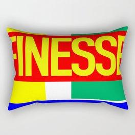 Finesse New Jack Rectangular Pillow