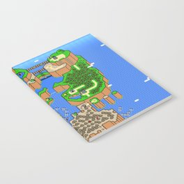 The World of Super Mario Notebook
