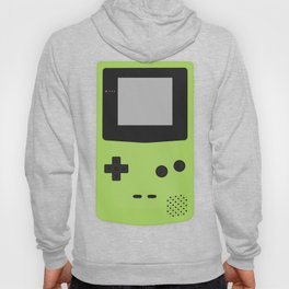Gameboy Colour Green Hoody