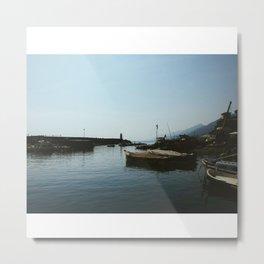 Little port Metal Print