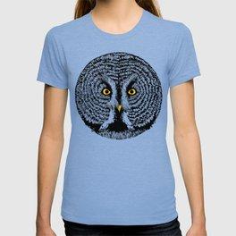 Round Owl T-shirt