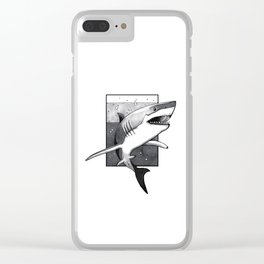 Big Fish Clear iPhone Case