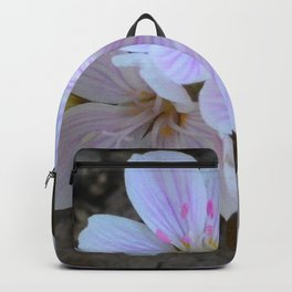 Spring Beauty by Teresa Thompson Backpack