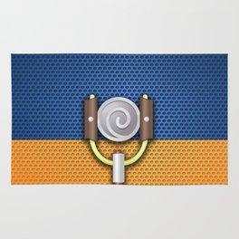symbol uzumaki  Rug