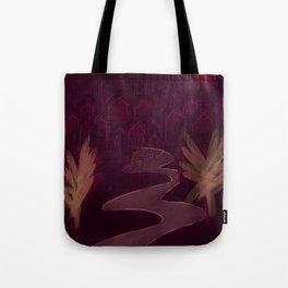Twilight Zoney Tote Bag