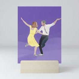 Lala Land A Lovely Night Mini Art Print
