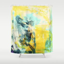 Painting No. 1 Shower Curtain