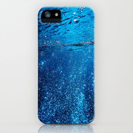 Below The Waves iPhone Case