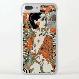 Daughter Clear iPhone Case