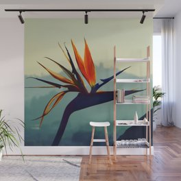 Portrait of Paradise Wall Mural