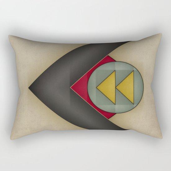 PJC/77 Rectangular Pillow