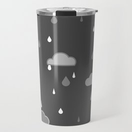 Grey Rains Travel Mug