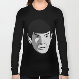 Highly Illogical Long Sleeve T-shirt