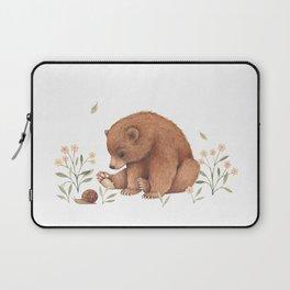 Spring Bear Laptop Sleeve