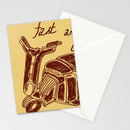 Fast And Class Stationery Cards