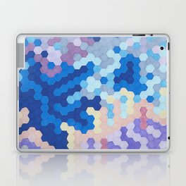Nebula Hex Laptop & iPad Skin