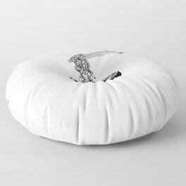 Recharge Floor Pillow