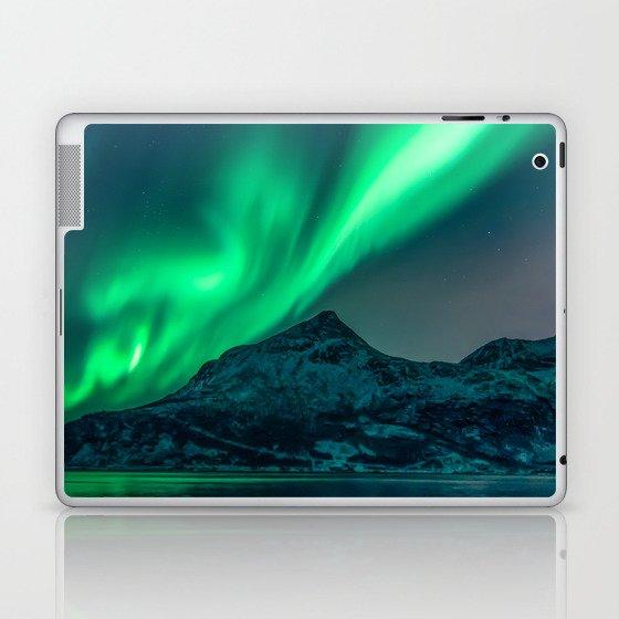 Aurora Borealis (Northern Lights) Laptop & iPad Skin