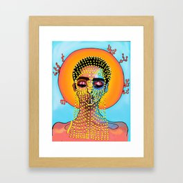 Dirty Computer Framed Art Print