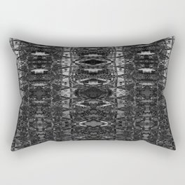 Catedral De La Luna: Skull Chamber Rectangular Pillow
