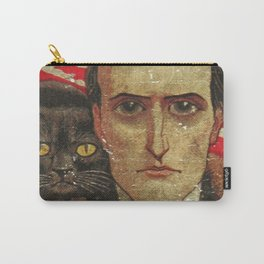 Our Vintage Look #society6 #home #decor #tech Carry-All Pouch