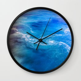 sea sea Wall Clock