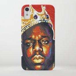 Notorious Biggie - BIG iPhone Case