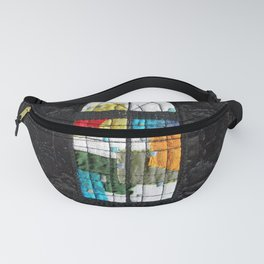 Window to your soul Fanny Pack