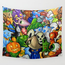 All terraria's pets Wall Tapestry