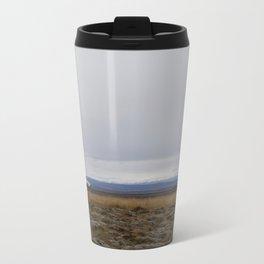 Iceland II Metal Travel Mug