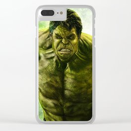 Age of Ultron - Hulk Clear iPhone Case