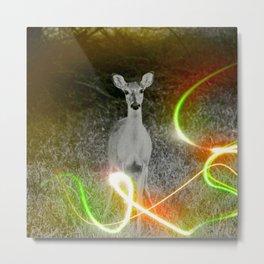 Deer Series #3 Metal Print