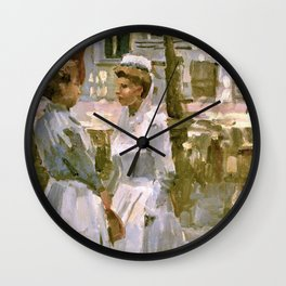 Amsterdam Maids - Digital Remastered Edition Wall Clock