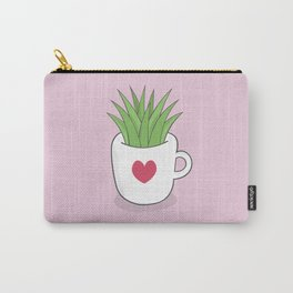 A cup of Green Carry-All Pouch