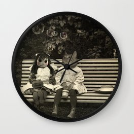 remember when we were young Wall Clock