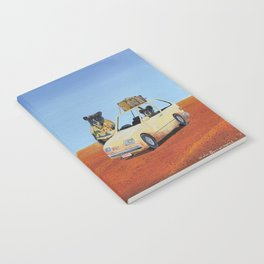 The Outback ATM Notebook